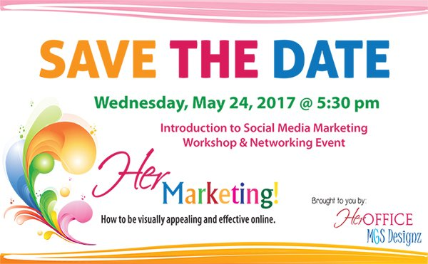 HerMarketing Workshop – Intro to Social Media